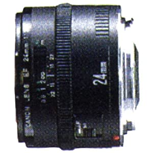 Canon EF 24mm f/2.8 Wide Angle Lens for Canon SLR Cameras (Discontinued by Manufacturer)