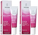 (2 Pack) - Weleda - Wild Rose Smooth Eye Cream | 10ml | 2 PACK BUNDLE