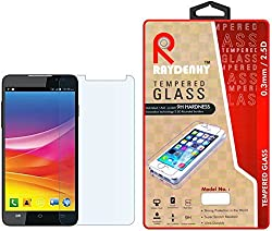 Raydenhy Premium Quality Tempered Glass For Micromax Canvas Nitro 2 E311