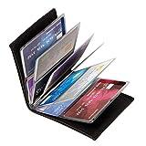Wonder Wallet - Amazing Slim RFID Wallets As Seen on TV, Black...