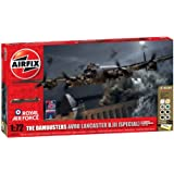 Airfix 1:72 The Dambusters Avro Lancaster B.III Operation Chastise Gift Model Set
