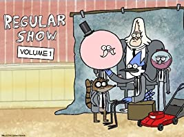 Regular Show Season 1 [HD]