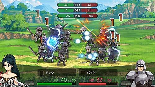 ラングリッサーI&II - PS4  ゲーム画面スクリーンショット2