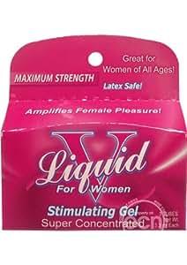 Liquid V for Women, Female Stimulating Gel