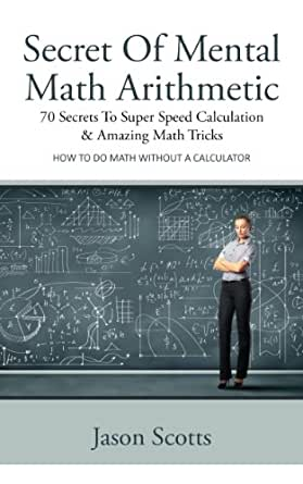 free secrets of mental math ebook