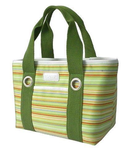 sachi-11-096-insulated-fashion-lunch-tote-light-green-stripe