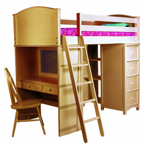 Teen Bunk Beds 7164 front