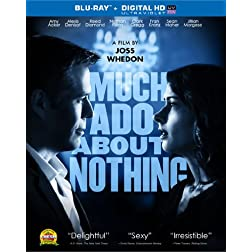 Much Ado About Nothing [Blu-ray]