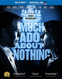 Much Ado About Nothing [Blu-ray] [Import]