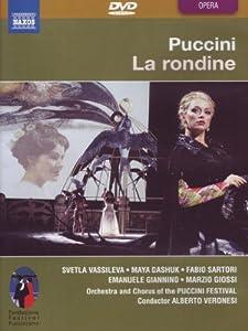 La Rondine [DVD] [Import]