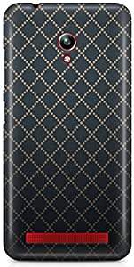 Asus Zenfone Go Back Cover by Vcrome,Premium Quality Designer Printed Lightweight Slim Fit Matte Finish Hard Case Back Cover for Asus Zenfone Go