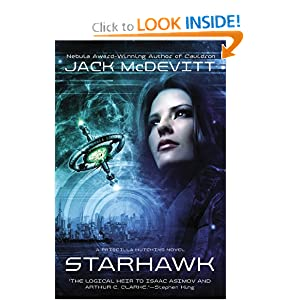 Starhawk (A Priscilla Hutchins Novel) by Jack McDevitt