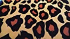 Leopard Jaguar Cheetah Pattern Vinyl Wrap Sticker Decal Film Sheet - 24X60