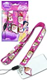 Disney Grumpy Lanyard with Soft Touch Dangle