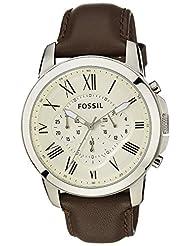 Fossil End-of-Season Analog Multi-Colour Dial Men Watch - FS4908