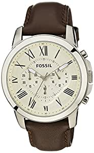 Fossil End-of-Season Analog Multi-Colour Dial Men's Watch - FS4908
