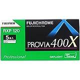 FUJIFILM リバーサルフィルム フジクローム PROVIA 400X ブローニー 12枚 5本 120 PROVIA400X EP 12EX 5