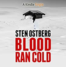 Blood Ran Cold Audiobook by Sten Ostberg Narrated by Christopher Price