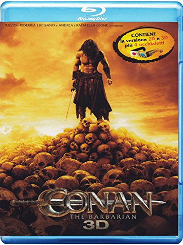 Conan - The barbarian (2D+3D)