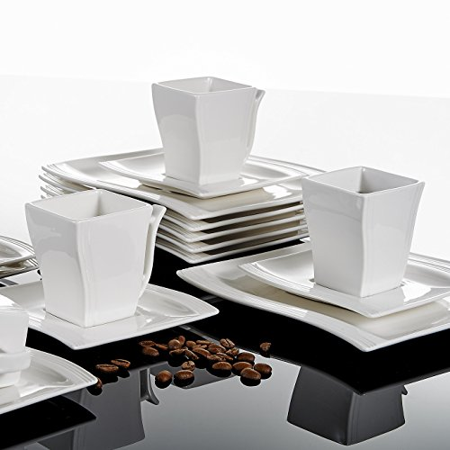 service de table flora. Black Bedroom Furniture Sets. Home Design Ideas