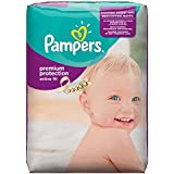 Pampers Windeln Active Fit Gr. 5 Junior 11-25 kg Monatsbox, 1er Pack (1 x 136 Stück)