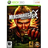 Mercenaries 2: World in Flames (Xbox 360)by Electronic Arts