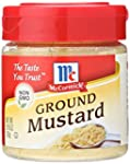 McCormick Mustard, Ground, 0.85 Ounce