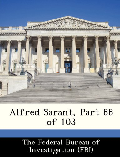 Alfred Sarant, Part 88 of 103