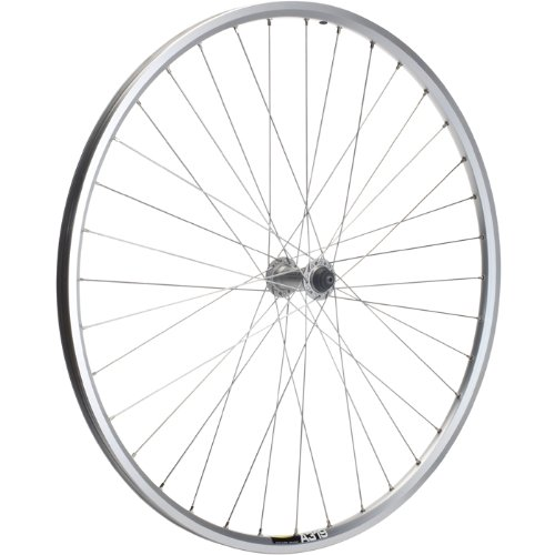M:wheel front wheel 700c - Shimano Deore / Mavic A319 silver / DT Swiss