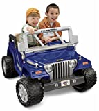 Power Wheels Jeep Wrangler Rubicon