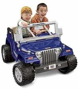 Power Wheels Jeep Wrangler Rubicon