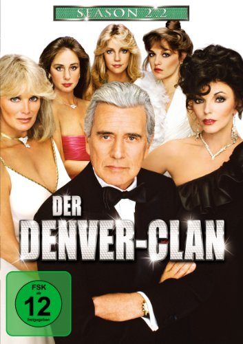 Der Denver-Clan - Season 2, Vol. 2 [3 DVDs]
