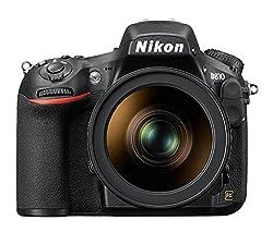 Nikon D810 36.3MP Digital SLR Camera (Black) with 24-120mm VR Lens