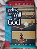 img - for Finding the Will of God: A Pagan Notion? book / textbook / text book
