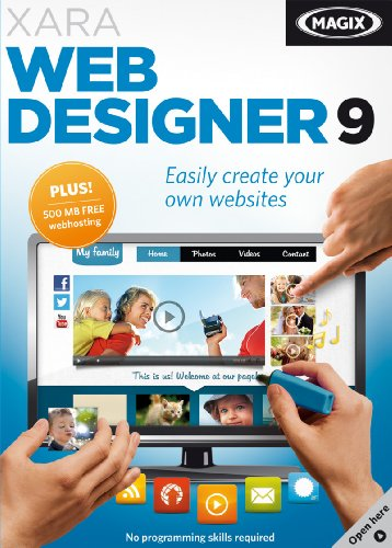 Best online software for free xara web designer 9 download review