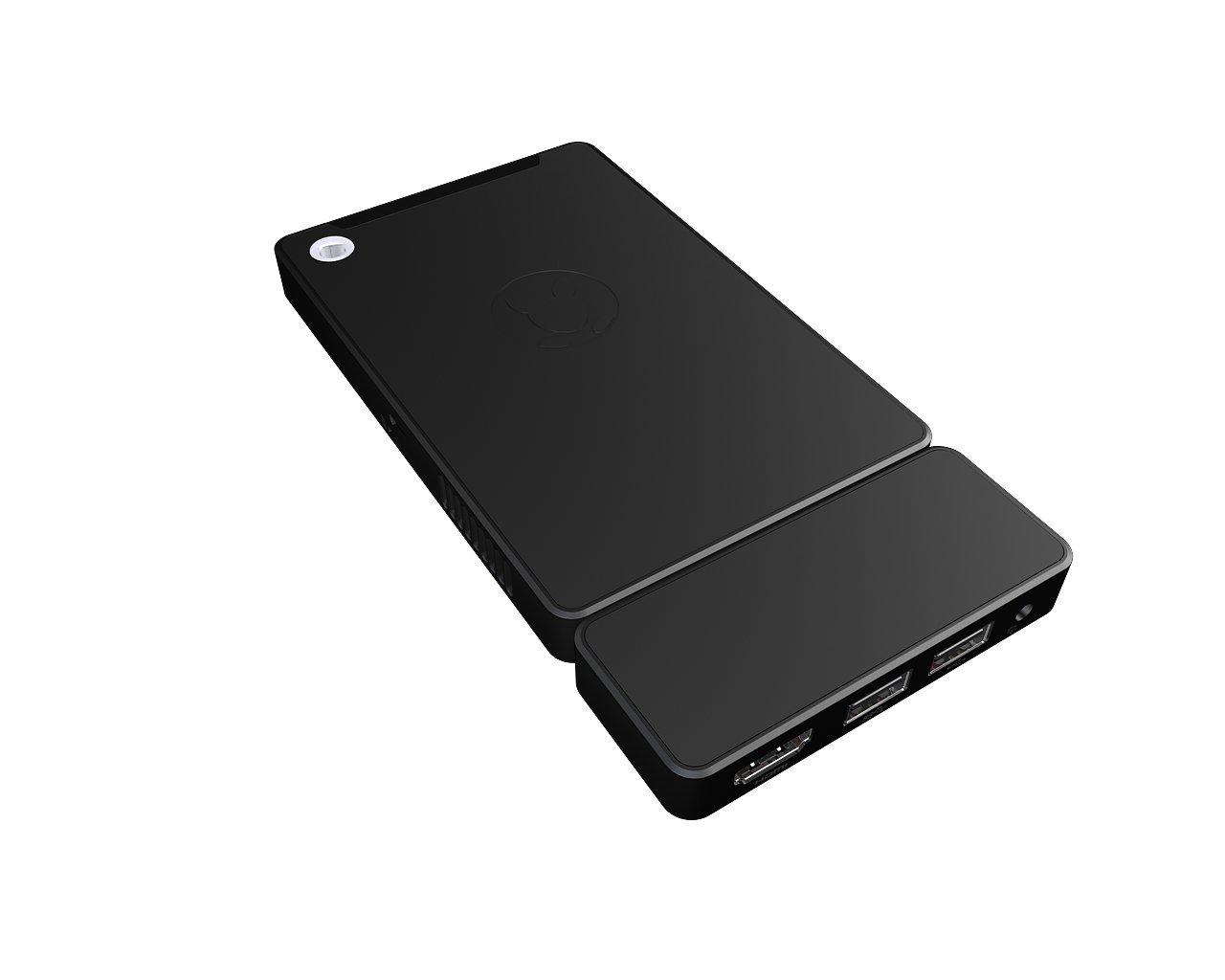 Kangaroo MD2B Mobile Desktop Computer (Intel Atom, 2 GB RAM, 32 GB eMMC)