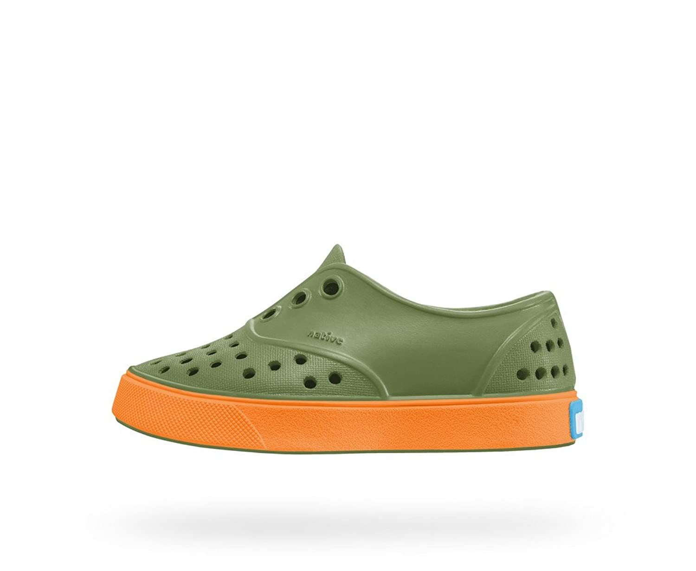 Deals on  Kids Juice Green Foxtail Orange Eva Casual Shoes