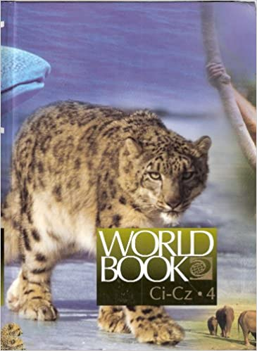 "The World Book Encyclopedia (""Ci-Cz"" Vol 4)-2015"
