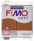 Fimo Soft Polymer Clay 2 Ounces-8020-7 Caramel