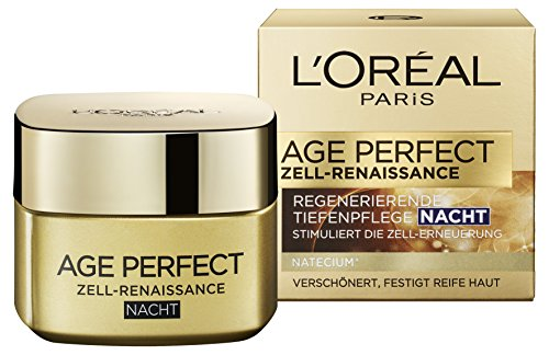 L'Oréal Paris Age Perfect Zell-Renaissance Nacht, 1er Pack (1 x 50 ml) thumbnail