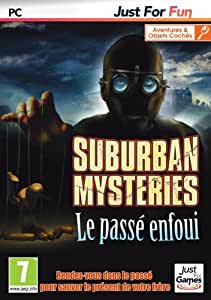 Suburban Mysteries : The Labyrinth of the Past