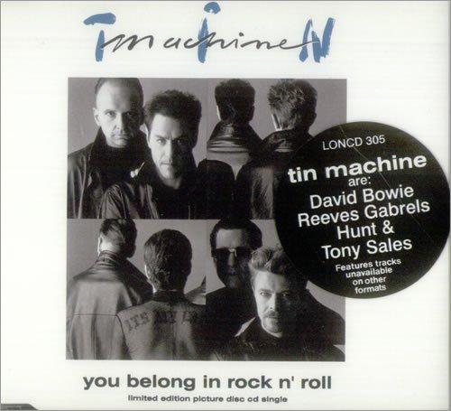 David Bowie - You Belong In Rock N