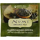 Numi Gunpowder Green Tea, 100-Count