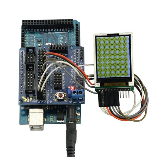 SainSmart MEGA Sensor Shield V2 for Arduino UNO