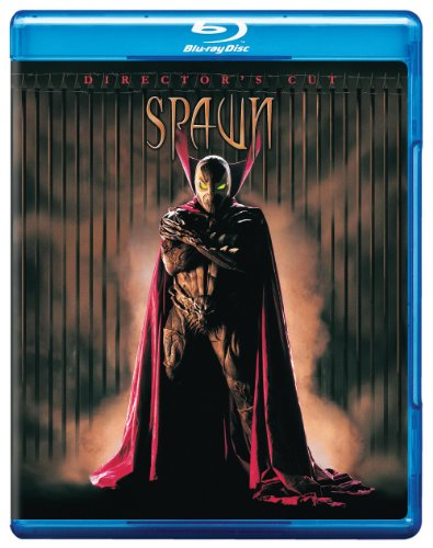 Cover art for  Spawn (Director's Cut) [Blu-ray]