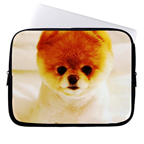 hugpillows-notebook-sleeve-hulle-tasche-susser-hund-boo-fallen-mit-reissverschluss-fur-macbook-air-1