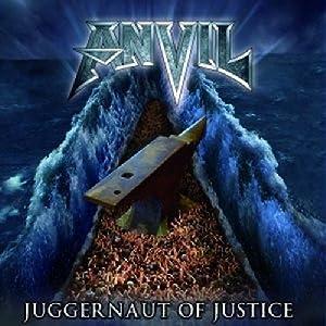 Juggernaut of Justice [Double Gatefold, blaues Vinyl] [Vinyl LP]