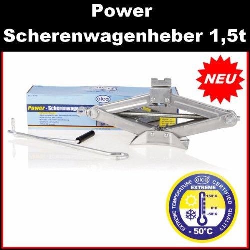 Alca Auto Power Scherenwagenheber Wagenheber