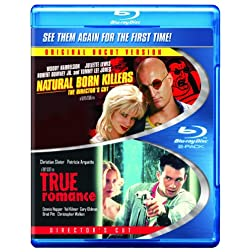 True Romance / Natural Born Killers (Double Feature) [Blu-ray]