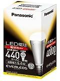 Panasonic LED電球(E17・全光束440lm・電球40W形相当・消費電力6.4W・電球色相当)LDA6LHE17 LDA6LHE17